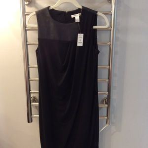 NWT Black White House Black Market Dress